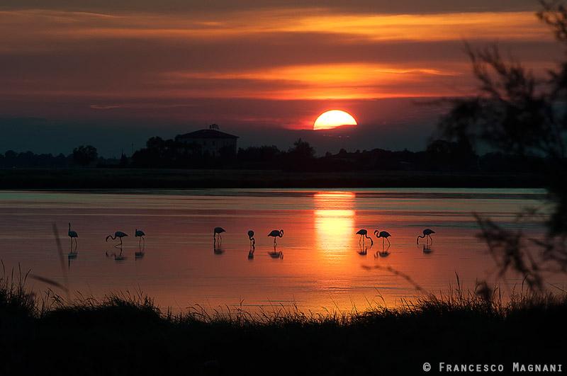 come ottenere tramonti di grande impatto