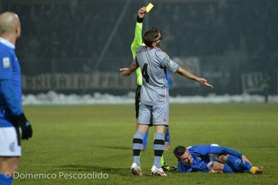 fotografia sportiva calcio