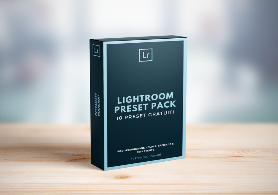 Preset pack lightroom
